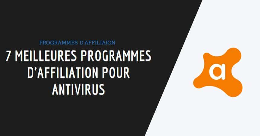couverture de l'article : affiliation antivirus