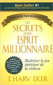 couverture du livre : Les secrets d'un esprit millionaire