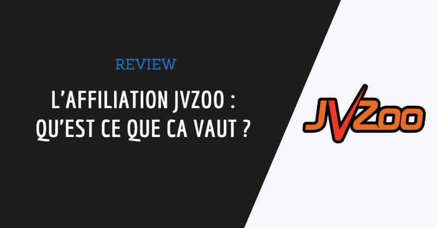 affiliation jvzoo