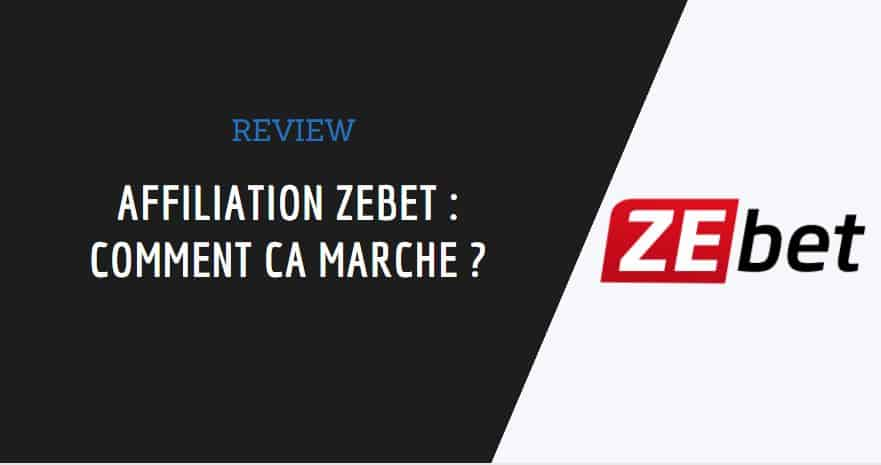 affiliation zebet couverture