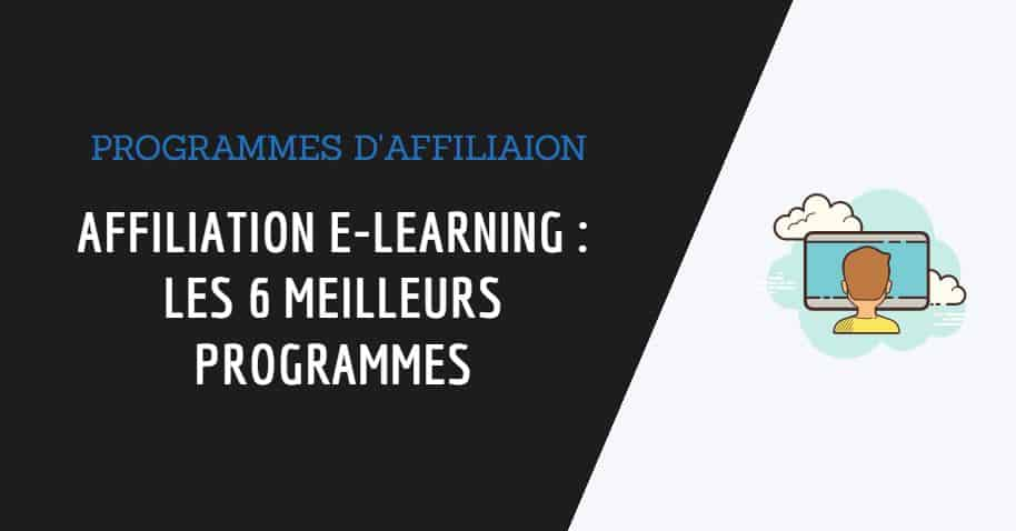 affiliation e-learning