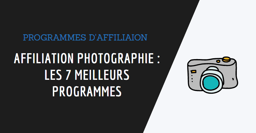 affiliation photographie couverture