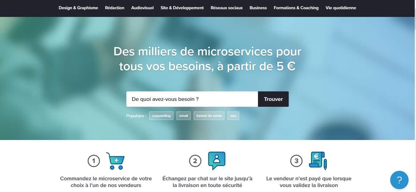Affiliation 5euros.com