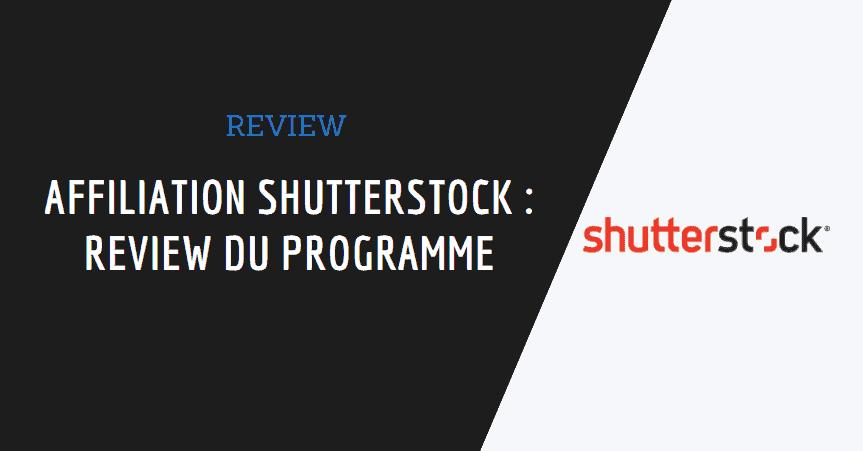 affiliation shutterstock couverture