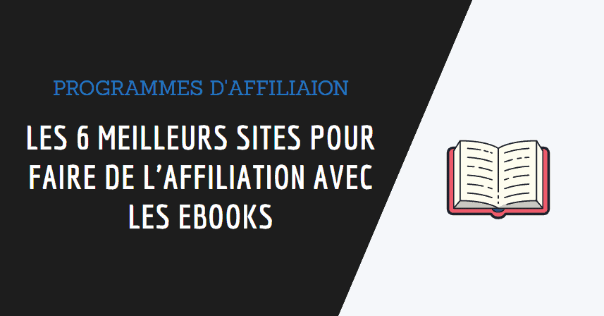 affiliation ebook couverture