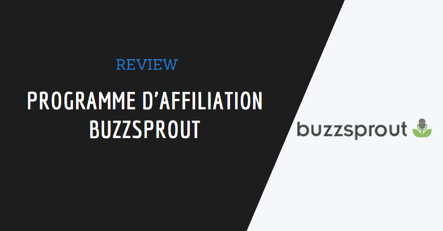 affiliation buzzsprout couverture