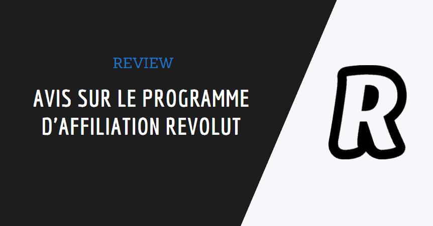 programme d'affiliation revolut
